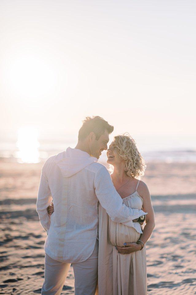 Liucina ir Tadas vedę jau aštuonerius metus.<br>Asmeninio albumo nuotr.