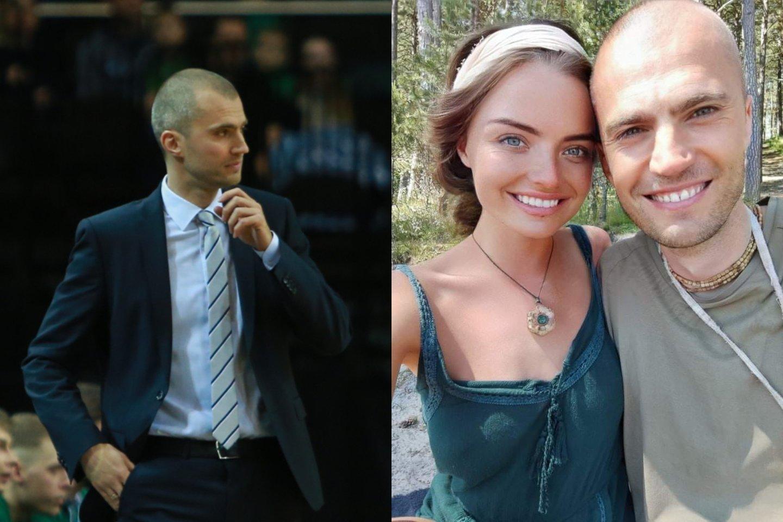 Marius Kiltinavičius ir Donata Šimkevičiūtė.<br>lrytas.lt montažas.