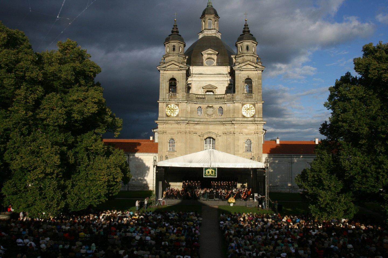 Pažaislio muzikos festivalis vyks 26-ą kartą.<br>M.Patašiaus nuotr.