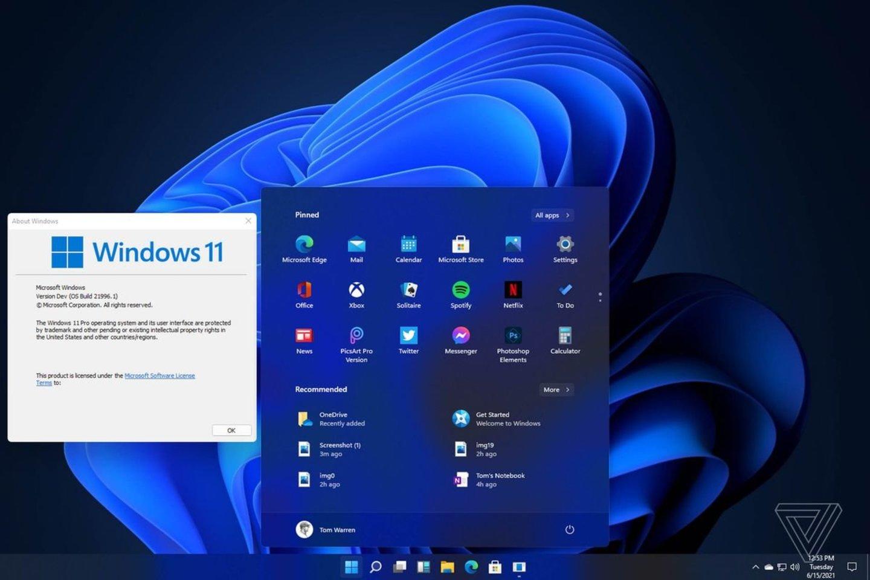 """Likus mažiau nei savaitei iki birželio 24-osios, kuomet """"Microsoft"""" pristatys savo naują operacinę sistemą """"Windows 11"""", ima aiškėti, ko iš jos galima tikėtis."""