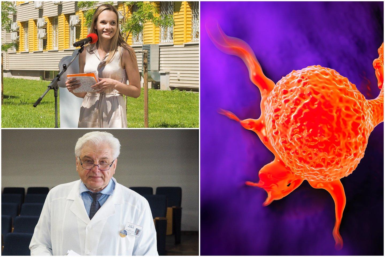 Kasmet mūsų šalyje inkstų vėžiu suserga 650–750 žmonių.<br>E.Paukštės/NVI ir 123rf iliustr. koliažas