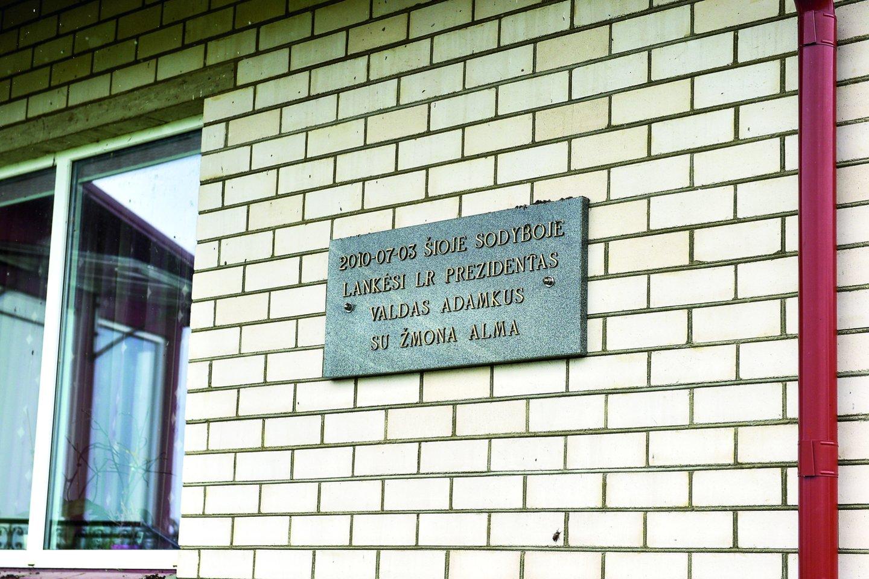Rokonių kaimas – K.Masilionio motinos tėviškė, į kurią jis sugrįžo atkūrus nepriklausomybę.<br>V.Ščiavinsko nuotr.