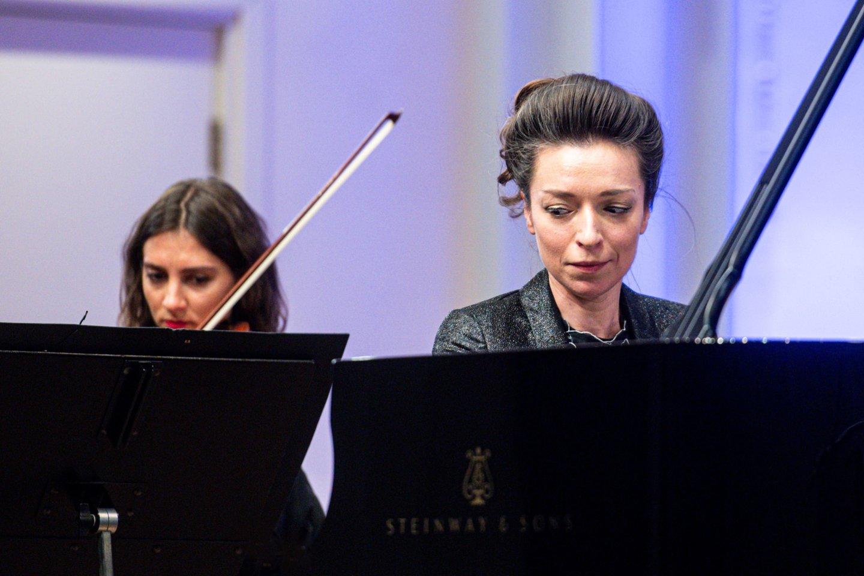 Pianistė J.Avdejeva – F.Chopino ir kitų konkursų nugalėtoja.<br>D.Matvejevo nuotr,