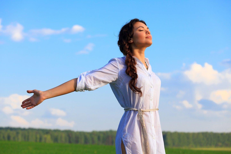 Kinijos medicina išskiria tris energijos rūšis, nuo kurių priklauso, kiek ir kaip pragyvensime.<br>123rf nuotr.