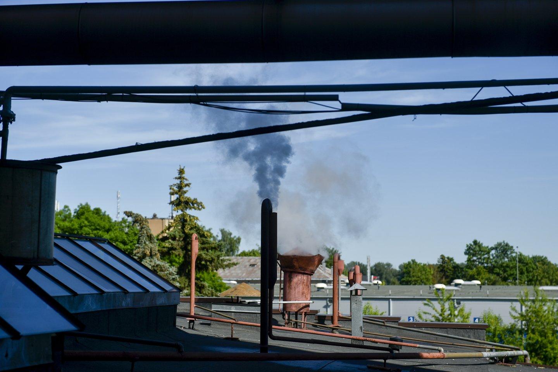 Dalis šiauliečių elektros neturi nuo vidurdienio.<br>V.Ščiavinsko nuotr.
