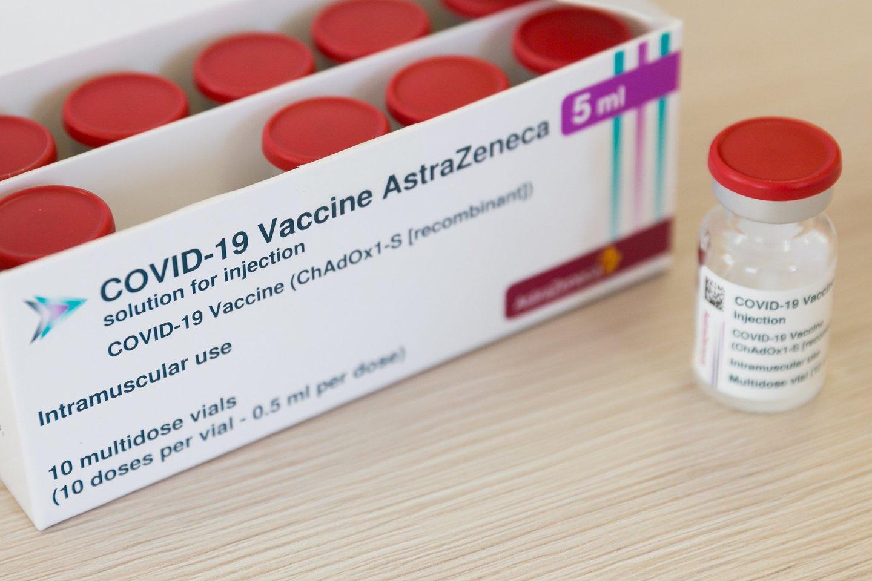 Teismas priėmė nuosprendį Europos Sąjungos ir AstraZeneca kompanijos ginče dėl vakcinų tiekimo.<br>T.Bauro asociatyvinė nuotr.