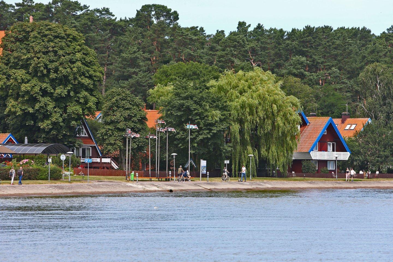 Viename iš Lietuvos miestų vasara net 10 dienų ilgesnė.<br>G.Šiupario nuotr.