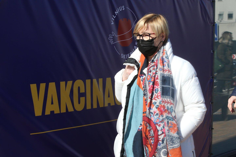 Jurgita Šiugždinienė<br>R.Danisevičiaus nuotr.