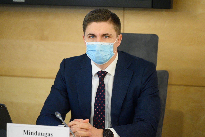 Mindaugas Sinkevičius<br>V.Skaraičio nuotr.