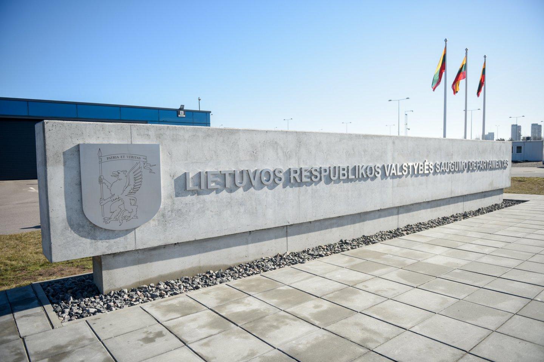 VSD palaiko iniciatyvą steigti žvalgybos kontrolierių, bet turi pastabų.<br>D.Umbraso nuotr.