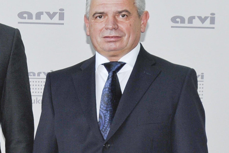 Vidmantas Kučinskas<br>V.Ščiavinsko nuotr.