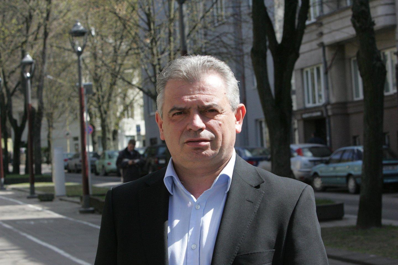 Vidmantas Kučinskas<br>A.Barzdžiaus nuotr.