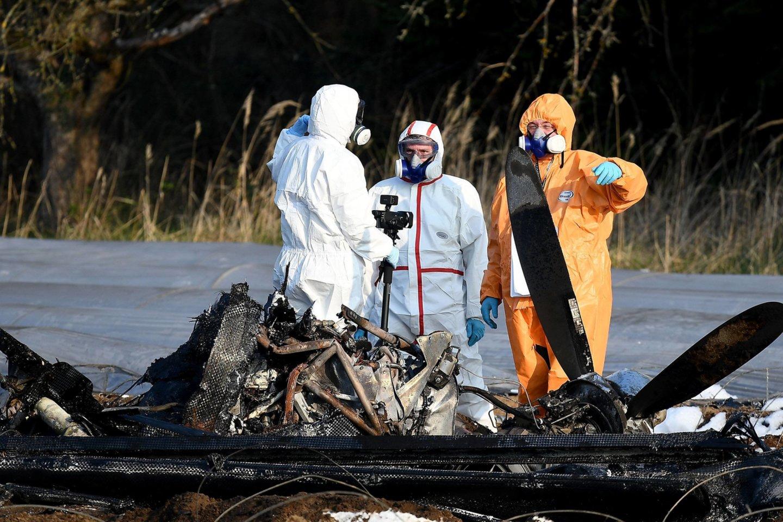 Rusijoje sudužus parašiutininkų lėktuvui žuvo mažiausiai septyni žmonės.<br>Imago/Scanpix nuotr.