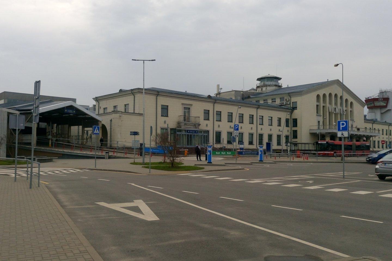 Šiaulietei su mama kelionė į Turkiją prailgo: neįleistos į lėktuvą naktį leido prie Vilniaus oro uosto esančiame viešbutyje<br>Autorės nuotr.
