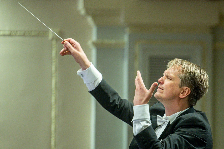 "Koncertas""Nuo Bacho iki Glasso"".<br>D.Matvejevo nuotr."