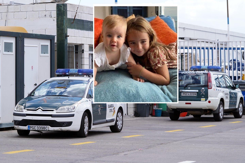 """Tyrimą atliekantis teisėjas teigia, kad Anną Gimeno Zimmermann ir jos šešerių metų sesutę Oliviją nužudė jų tėvas Tomasas, norėdamas """"sukelti didžiausią įmanomą skausmą"""" jų motinai.<br>Lrytas.lt koliažas"""