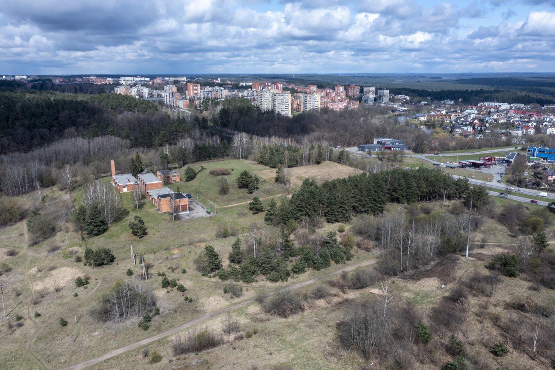 Dėl koronaviruso metais vėliau, tačiau galiausiai pristatytas dokumentas, kuriuo sostinė vadovausis kone dešimtmetį – Vilniaus miesto strateginis plėtros planas 2021–2030 metams.<br>V.Ščiavinsko nuotr.