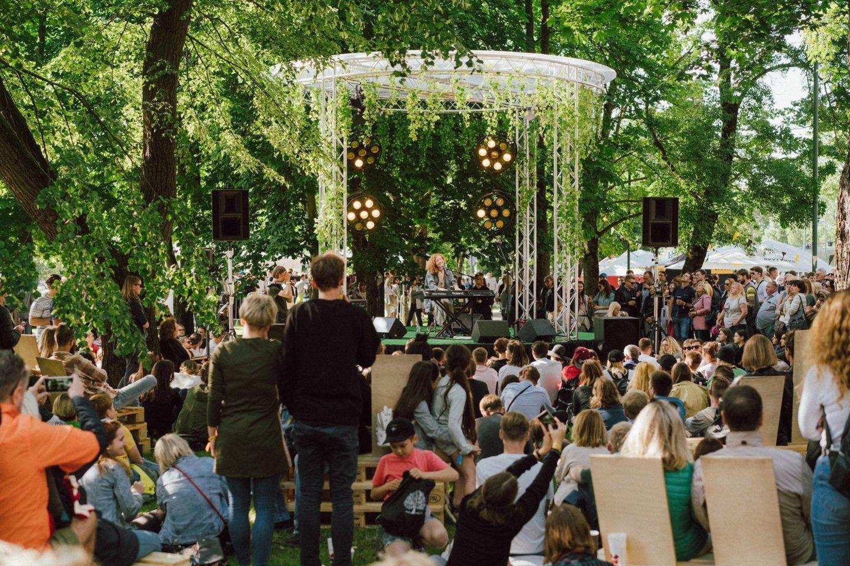 """Vienos dienos festivalis vyks """"Švyturys Bhouse"""" teritorijoje, kurioje išdygs 3 muzikos scenos."""