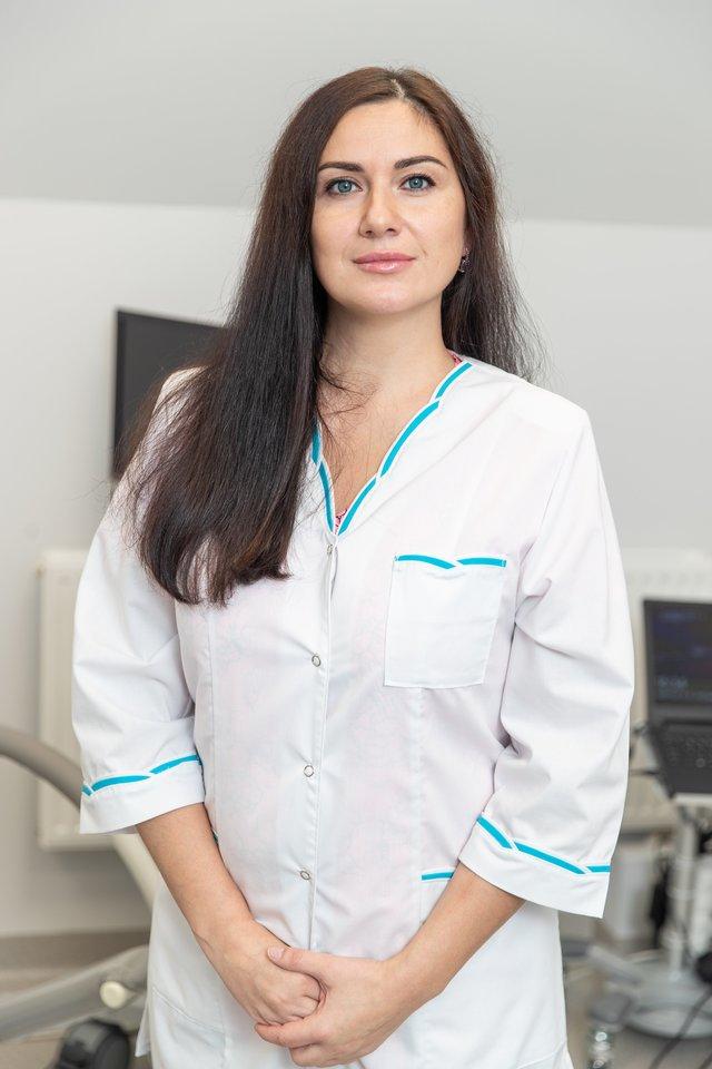 """""""Ši operacija dar vadinama makšties atjauninimo operacija"""" – pasakoja klinikos """"Motina ir vaikas"""" gydytoja akušerė ginekologė Natalija Balasevičienė.<br>Asmeninio albumo nuotr."""
