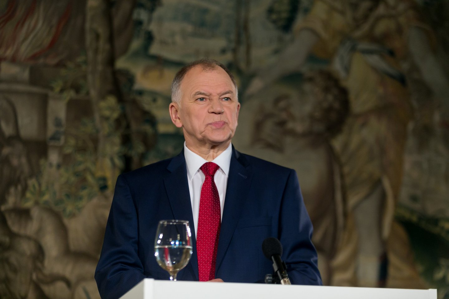 Vytenis Andriukaitis<br>T.Bauro nuotr.