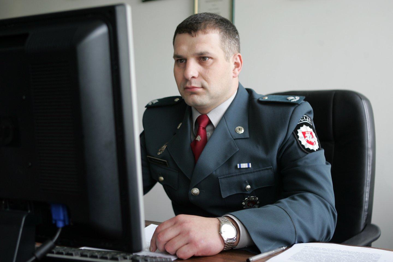 Dainius Šalomskas<br>V.Balkūno nuotr.