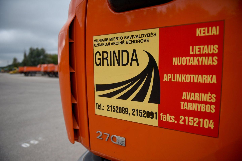 """Vilniaus savivaldybės valdomą įmonę """"Grinda"""" palieka penkerius metus jai vadovavęs Kęstutis Vaicekiūtis.<br>D.Umbraso nuotr."""
