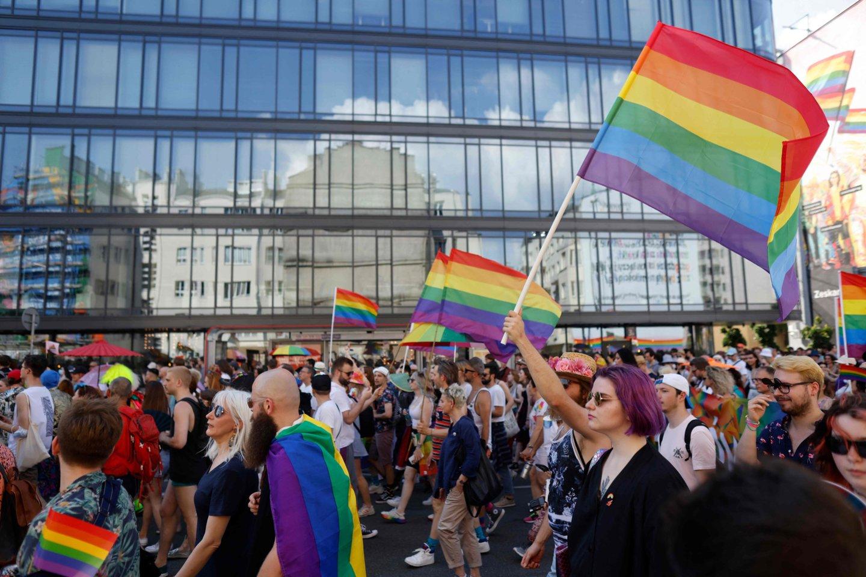 ES šalys, įskaitant Lietuvą, reiškia susirūpinimą dėl Vengrijos įstatymo prieš LGBTQ.<br>AFP/Scanpix nuotr.