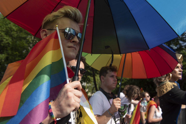 ES šalys, įskaitant Lietuvą, reiškia susirūpinimą dėl Vengrijos įstatymo prieš LGBTQ.<br>ZUMA Press/Scanpix nuotr.