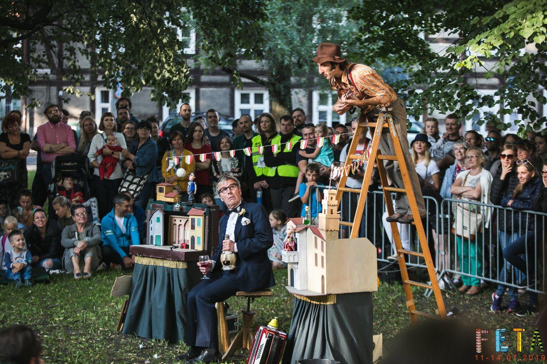"""Danijos ir Italijos bendras projektas - muzikinė bufonada """"Life is Good"""" (""""Gyvenimas puikus"""").<br>Organizatorių nuotr."""