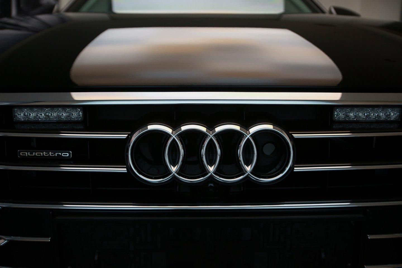 Audi.<br>G.Bitvinsko nuotr.