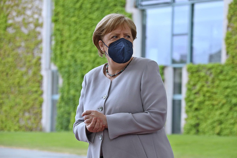 Vokietijos kanclerė Angela Merkel.<br>Imago images/Scanpix nuotr.