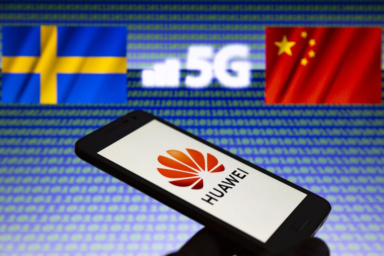 """Švedijos teismas patvirtino draudimą naudoti """"Huawei"""" 5G įrangą telekomunikacijų tinkluose.<br>ZUMAPRESS/Scanpix nuotr."""