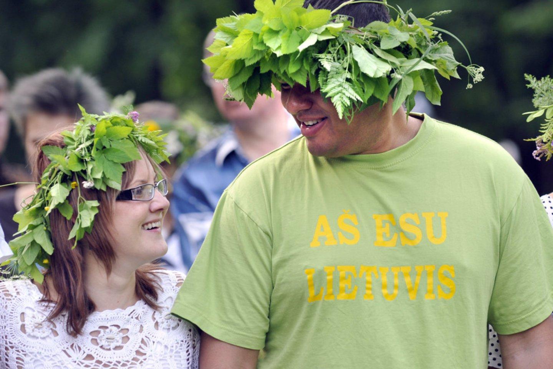 Šiuo metu Lietuvoje gyvena 27 tūkstančiai Jonų ir beveik 21,5 tūkstančio Janinų.<br>P. Lileikis