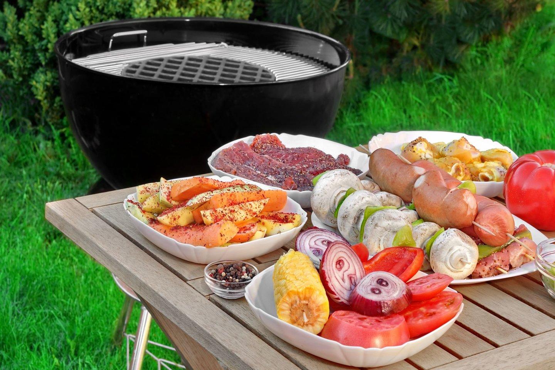 Itin karštomis dienomis maisto vartojimo laikas yra ribotas – įprastai – 2-3 dienos.<br>123rf nuotr.