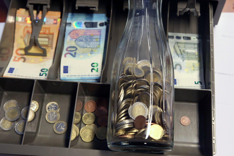 Klaipėdos įmonės direktoriui pareikšti įtarimai dėl galimai pasisavintų beveik 400 tūkst. eurų.<br>M.Patašiaus nuotr.