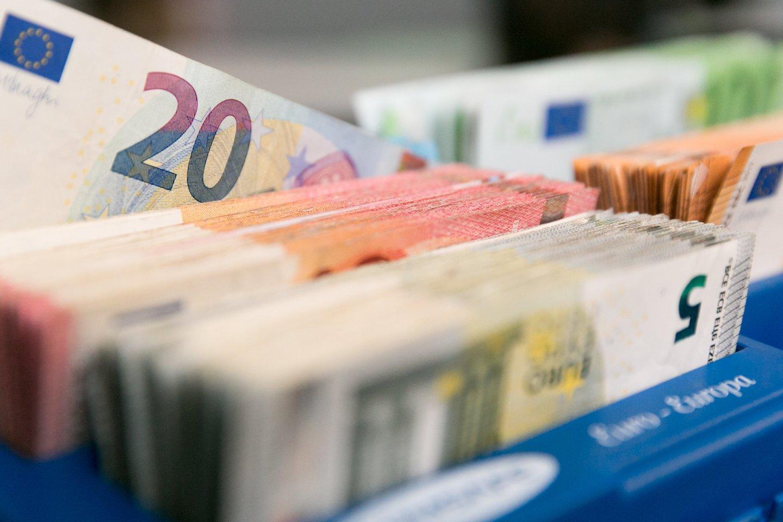 Klaipėdos įmonės direktoriui pareikšti įtarimai dėl galimai pasisavintų beveik 400 tūkst. eurų.<br>T.Bauro nuotr.
