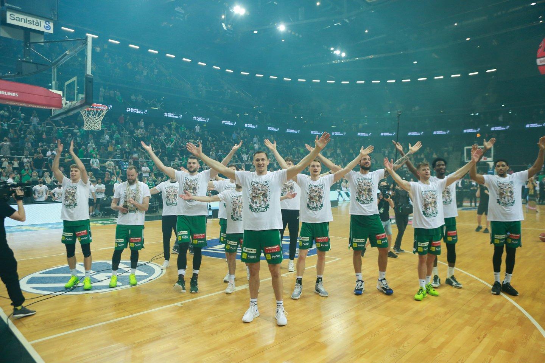 Kauno klubas tęsia vasaros darbus.<br>G.Bitvinsko nuotr.