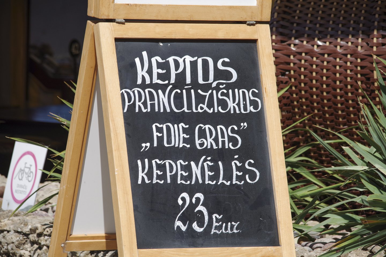 Kavinės ir restoranai vieni iš labiausiai nukentėjusių per pandemiją verslų.<br>V.Ščiavinsko nuotr.