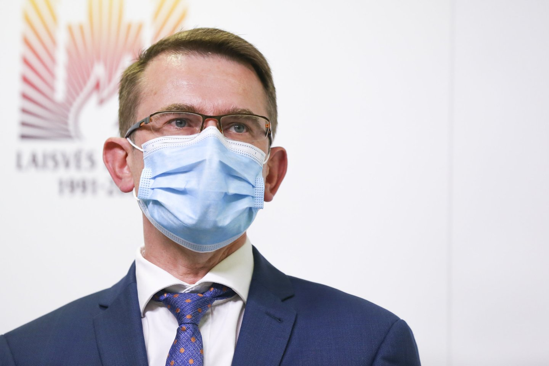 Arūnas Dulkys teigia, kad, kovojant su mobingo problema gydymo įstaigose, greitus sprendimus įgyvendinti ganėtinai keblu, kadangi<br>Mariaus Morkevičiaus/ELTA nuotr.