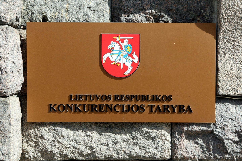 Konkurencijos taryba netirs Lietuvos oro uostų veiksmų.<br>R.Danisevičiaus nuotr.