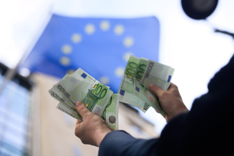 Europos bankų prievaizdai ragina bankus vertinti su klimatu susijusią riziką.<br>V.Skaraičio nuotr.