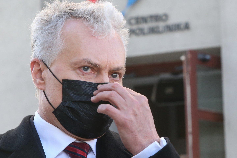 G.Nausėda.<br>R.Danisevičiaus nuotr.