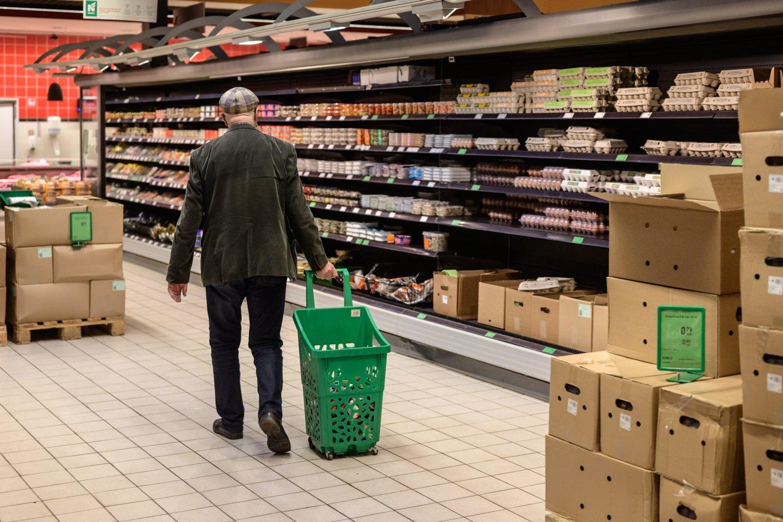 Ekonomistai įspėja, kad infliacijos neišvengsime.<br>V.Skaraičio nuotr.