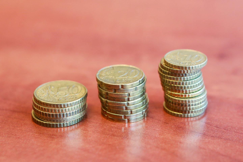 Ekonomistai įspėja, kad infliacijos neišvengsime.<br>G.Bitvinsko nuotr.