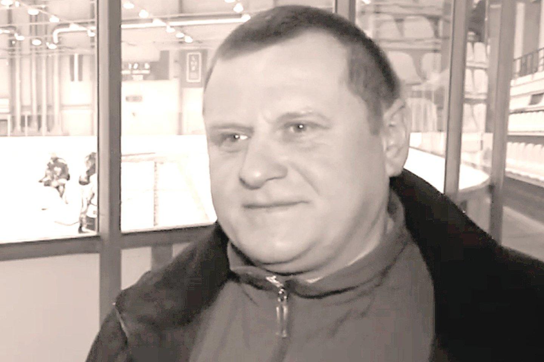 Buvęs pasienietis E.Kazlauskas nei tyrėjams, nei teisėjams neatskleidė, kodėl per išgertuves nužudė savo seną pažįstamą G.Fitingovą (nuotr.).