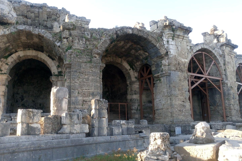 Lietuvė aprašė savo kelionės į Turkiją įspūdžius.<br>Autorės nuotr.