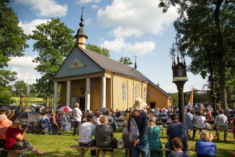 Festivalis dovanos publikai tris nemokamus koncertus.<br>Organizatorių nuotr.