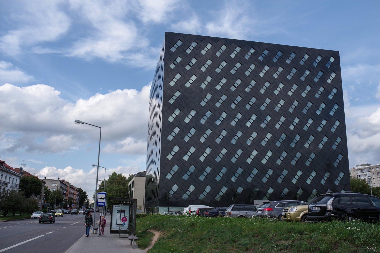 Generalinė prokuratūra pastatas<br>V.Ščiavinsko nuotr.