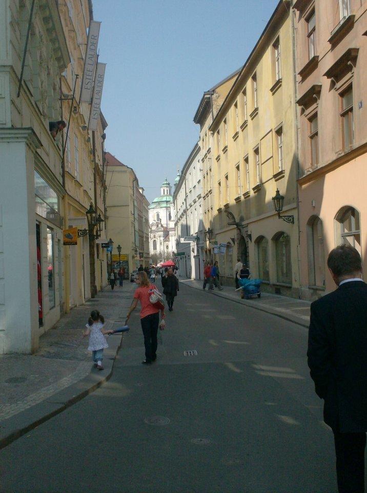 Praha.<br>T.Kačerausko nuotr.
