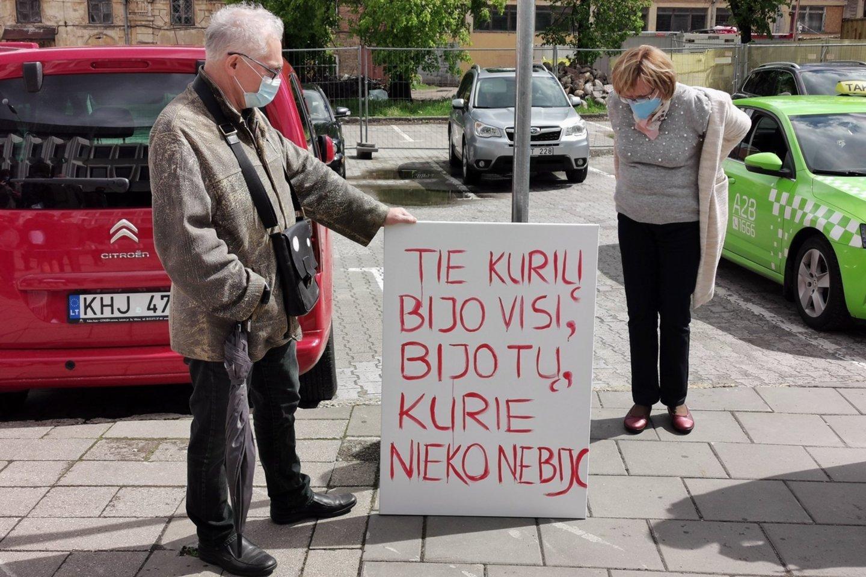 Atleidžiamas Respublikinės Šiaulių ligoninės direktorius Remigijus Mažeika.<br>R.Danisevičiaus nuotr.